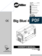 Miller Big Blue 400CX