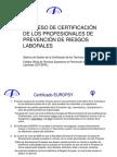 Certif Euro Psy 00