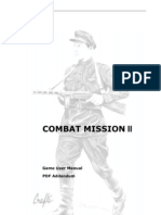 Combat Mission Barbarossa to Berlin Manual