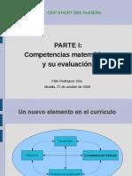 Competencias Matematicas Evaluacion