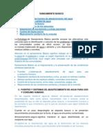 SANEAMIENTO BASICO 2