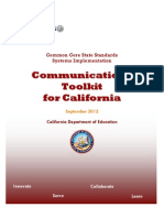 CD e Comms Toolkit