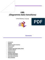 UML 08 DiagrammeEtatsTransitions