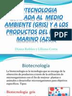 Biotecnología Azul