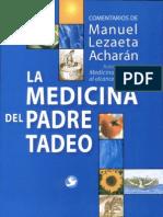 La Medicina Del Padre Tadeo