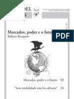 Mercados, Poder y Futuro- Rubens Ricupero
