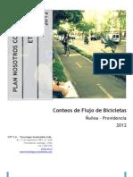 Bicicletas en Santiago CYT