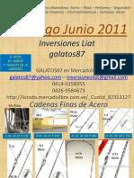 Catalogo Junio 2011 Mayor y Detal