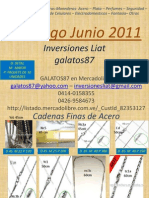 Catalogo Junio 2011 Mayor y Detal