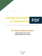 Analsis Estructural Con Lira 9.2