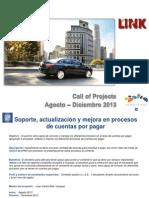 Proyectos LINK Ago- Dic 2013