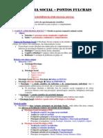 41052 - Psicologia Social - Pontos Fulcrais