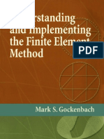 Understanding and Implementing the Finite Elementh Method