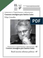 Consejos Estrategicos Para America Latina- Felipe Gonzales