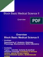 Block Basic Medical Science III 2010