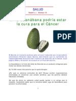 Guanabana - Cura Del Cancer