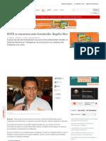 14-03-2013 'SNTE se encuentra más fortalecido' Rogelio Mar