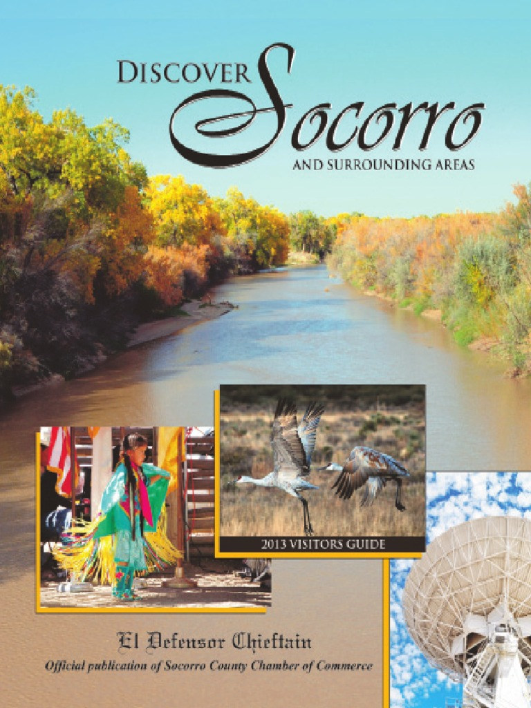 Discover socorro and surrounding areas 2013 visitors guide discover socorro and surrounding areas 2013 visitors guide conservation unrest publicscrutiny Images