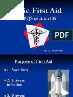 Basic First Aid, DCPQS