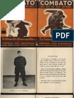 Combato (Defendo), The Art of Self Defense - Bill Underwood 1943