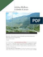 Cchh Molloco en 2020