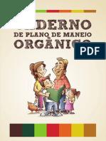 Caderno de Plano de Manejo Organico