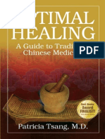 Optimal Healing a Guide to Traditional Chinese Medicine - 0979948495