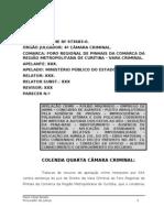 Apelação  - roubo majorado - questão probatória - falta de sucumbência na pena base - súmula 231 - 973683-0