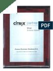 Autoryzacja Citrix 2009