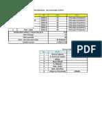 XI IPA 5 ( 10 Rumus Excel)
