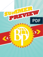 Summer 2013 Preview Web