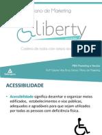 Apresentação Plano de Marketing Liberty