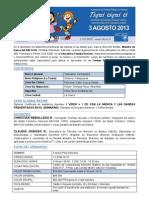 Folleto Corto Folclore 03.08