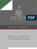 2013-05-30 Iniciativa de La Ley de Movilidad y Transporte