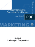 Imagen Corporativa, Comunicación y Medios
