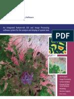 IDRISI Taiga GIS Image Processing Brochure