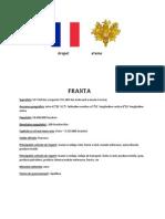 Franta Zone Turistice