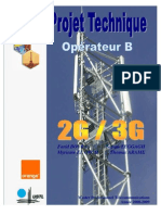 déploiement réseau 2G-3G