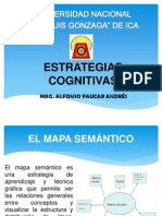 Estrategias Cognitivas Mapa Semantico