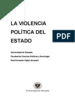 VIOLENCIA POLÍTICA EN LA ESPAÑA DEL SIGLO XX