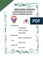 Arroba j.,Carrasco c.,Ochoa j.