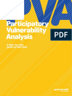 108 1 Participatory Vulnerability Analysis Guide