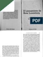 El Pensamiento de Rosa Luxemburg