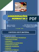 Abnt Consideracoes Gerais 2012