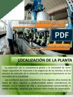 Unidad i. Tema2. Localizacion de Plantas