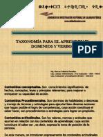 0. TAXONOMÍA BLOOM