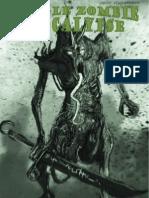 Nurgle Zombie Apocolypse Rule Book