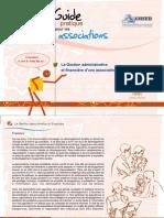 Gestion Administrative Et Fianciere d'Une Association