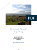 Blogging Around the World the Cotswolds