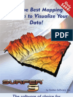 Golden Software Surfer 9